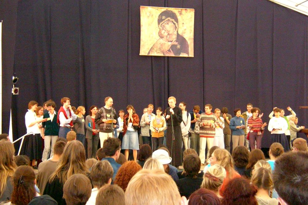 ŚDM 2005 Kolonia - Wadowice (PL)